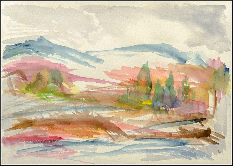 ציורים של יוחנן כהן