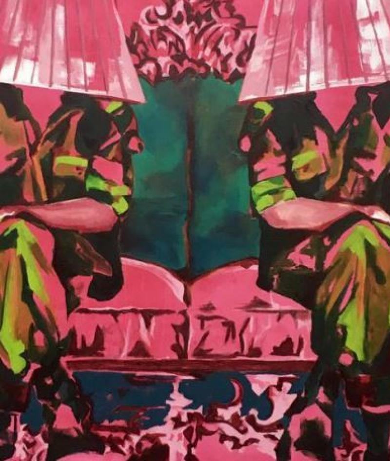 תערוכה בגלריה ``שכבות``